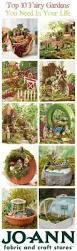 Disney Fairy Garden Decor by 329 Best Fairy Gardens Images On Pinterest Fairies Garden Gnome