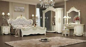 barock beige schlafzimmer möbel gebraucht kaufen ebay