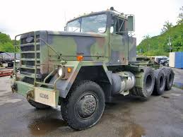 1980 AM General M920 Tri Axle Day Cab Tractor For Sale By Arthur ... Am General Trucks In California For Sale Used On Luxury Hummer For Honda Civic And Accord Gallery Am M35 Military Vehicles Trucksplanet Filereo Kaiser M35a2 Deuce A Half 66 6x6 Trucks Sale Big Cummins Allison Auto M929a1 5 Ton Dump Truck Youtube 1972 General Ton M54a2 8x6 20ton Semi M920 Tractor W 45000 Lb Page Gr Customs Sundance Equipment Project 1984 M925 Lamar Co 6330