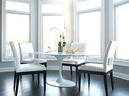 Dining Room Furniture Small Spaces Elegant For Space Chairs