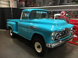 100 Used Chevy 4x4 Trucks For Sale 1957 Chevrolet 3600 NAPCO For Sale In Arvada CO 3E57W107733