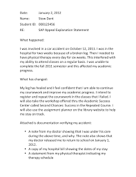 FinAid The Financial Aid Information Page Example of Appeal Sample