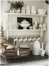 Top Corner Kitchen Cabinet Ideas by Kitchen Countertop Shelf Ideas Refresheddesigns Trend To Try Open