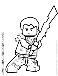 Elegant Ninjago Jay Coloring Pages 87 About Remodel Online With