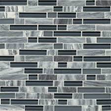 Menards Mosaic Glass Tile by Mohawk Stone Radiance Stone And Glass Mosaic Wall Tile 5 8