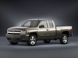 Used 2007 Chevy Silverado 1500 LTZ 4X4 Truck For Sale In Concord, NH ...