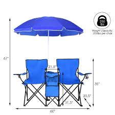 Costway: Costway Portable Folding Picnic Double Chair W/Umbrella ... Galleon 6 Thick X 36 Wide 70 Long Twin Size Gray Sleeper Amazoncom Hcom Folding 5 Position Steel Convertible Interior Impressive Fascating Futon Chair For Nice Living Plastic Dev Group 5pc Table Set Black Plasticfoldingchairs Guest Bed Lounger Game Dorm Fold Out Foam Nz Burleigh Lounge Suite Range Of Sizes Fabrics Made 21 Best Beach Chairs 2019 New Questions About Folding Bed Chair 28 Images Outdoor Portable Mainstays 14 High Profile Foldable Frame Powdercoated Splendid Adults Beyond Argos Flip Target Beds