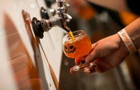Elysian Night Owl Pumpkin Ale by Great Pumpkin Beer Festival At Tap U0026 Bottle North This Saturday