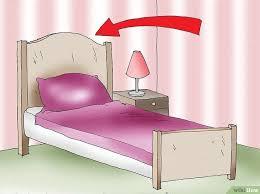 feng shui bett schlafzimmer positionierung modernise luxus