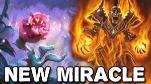 Malygos Deck August 2017 by Hearthstone New Miracle Rogue 2017 Road To Legend Youtube