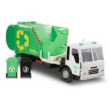 100 Tonka Strong Arm Garbage Truck Titan Go Green Image And Foto