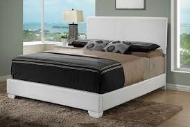 Headboard Designs For King Size Beds by Amazon Com Beige King Size Modern Headboard Leather Look