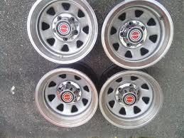 Ford F150 / Bronco Rally Wheels 15 X 8