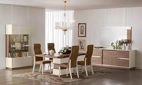 wohnzimmer esszimmer evolution nussbaum beige