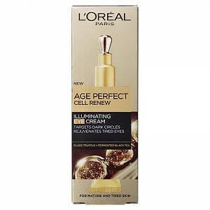 L' Oreal Paris Age Perfect Cell Renew Illuminating Eye Cream - 15ml