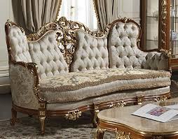 casa padrino luxus barock sofa creme silber braun gold edles handgefertigtes wohnzimmer sofa mit elegantem muster hotel möbel schloss