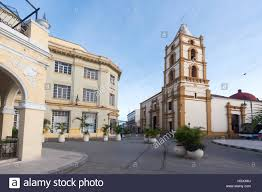 Cuban Colonial Architecture La Soledad Church CubaColonial Is A Tourist Attraction In The Caribbean Island