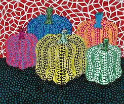 Yayoi Kusama Pumpkin Sculpture by It U0027s A Heart Heart Season Pumpkins Or Yayoi Kusama By Numbers