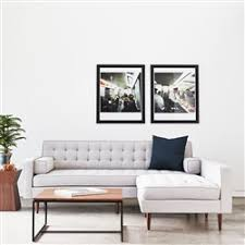 Gus Modern Atwood Sectional Sofa by Atwood Sofa By Gus Modern Available At Grounded