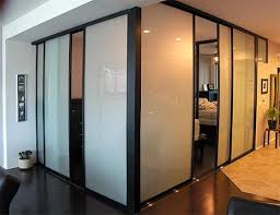 Enchanting Sliding Room Divider Solid Wood Door Doors As In