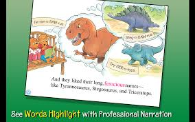 Berenstain Bears Halloween Book by Berenstain Bears Dinosaur Dig Android Apps On Google Play