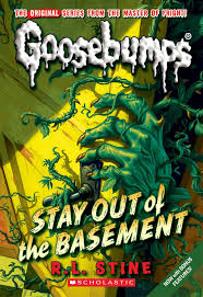 Halloween Picture Books Online by Goosebumps Stay Out Of The Basement Halloween Pinterest