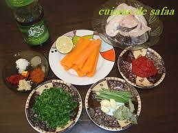 cuisiner du congre tagine de congre au four cuisine de safaa
