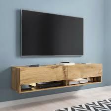 details zu tv lowboard dash 140 tisch tv möbel hängen tv schrank wohnzimmer hifi tisch