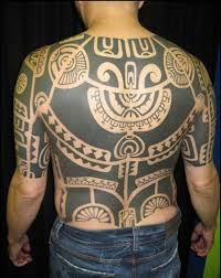 Mexican Tribal Tattoos Designs