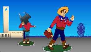 Big Tex Replaced
