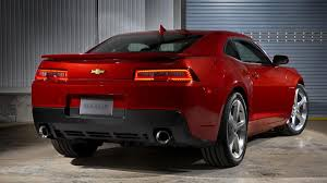2014 Chevrolet Camaro 2SS Coupe review notes
