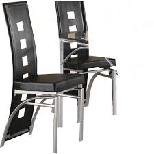 Modern Dining Room Sets Amazon by Guide To Choosing Black Dining Chairs Blogbeen