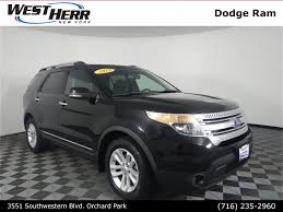 Used 2012 Ford Explorer For Sale In Orchard Park NY Vin ...