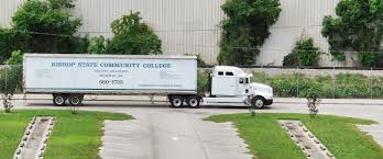 Truck Driving - Bishop State Community College