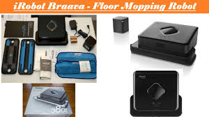 Irobot Roomba Floor Mopping by Robot Cloth Raiser Irobot Braava 380t Floor Mopping Robot