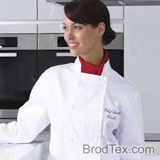 broderie veste de cuisine exemple de vêtements et d équipement brodés