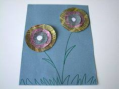 Summer Flower Crafts For Kids This Newspaper Craft Is A Ton Of