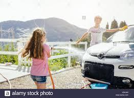 Young Boy Washing Car Stock Photos & Young Boy Washing Car Stock ...