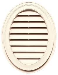 Decorative Gable Vents Canada by Oval Vent