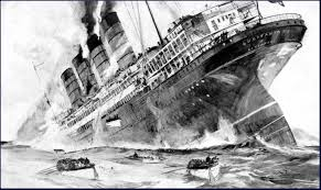 why was the sinking of the lusitania important