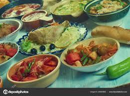 tunesische küche stockfotografie lizenzfreie fotos