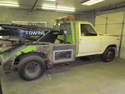 100 Wheel Lift Tow Truck Classic 1986 Ford F350 With DieselMaryland