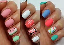 Easy Nail Art Designs For Short Nails Freehand Youtubeas Teens Step By Good Polish On Nailseasy