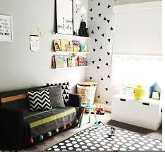 A Lovely Playroom Featuring The Wall Stickers Among Other Kmart Pieces By Lovelisamaree On Instagram Kids StoolBatman RoomKids