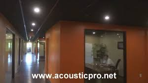 Armstrong Acoustical Ceiling Tile Paint by Black Acoustical Drop Ceilings Orlando Florida Acoustic Pro