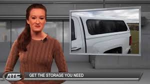 ATC Truck Covers TruckTips - Get The Storage You Need W/ATC - YouTube