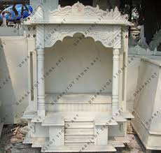 White Marble Polished Temple Mandir For Home Decor - Buy Pooja ... Marble Temple For Home Design Ideas Wooden Peenmediacom 157 Best Indian Pooja Roommandir Images On Pinterest Altars Best Puja Room On Homes House Plan Hari Om Marbles And Granites New Pooja Mandir Designs Small Mandir Suppliers And In Living Designs Decoretion Unique Handicrafts Handmade Stunning White Whosale