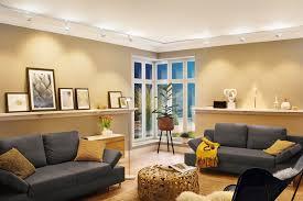 wohnzimmer auf den richtigen mix kommt es an paulmann licht
