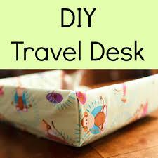 Amazon Padded Lap Desk by Diy Travel Desk U2013 A Nation Of Moms