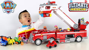 NEW PAW PATROL Ultimate Rescue Fire Truck Toys Unboxing With Ckn ... Large Toy Fire Engines Wwwtopsimagescom 1pcs Truck Engine Vehicle Model Ladder Children Car Assembling Large Fire Truck Toy Cars Multi Functional Buy Csl 132110 Sound And Light Version Of Alloy Amazing Dickie Toys Large Fire Engine Toy With Lights And Sounds 2 X Rescue Extinguisher Toys Tools Big Tonka Trucks Related Keywords Suggestions Tubelox Deluxe 220 Set Tubeloxcom Wooden Amishmade Amishtoyboxcom Iplay Ilearn Shooting Water Lights N Sound 16 With Expandable Bump Kids Folding Ottoman Storage Seat Box Down